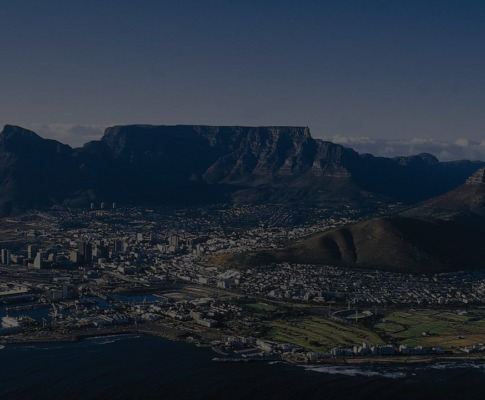 Cape Town Rotası – Table Mountain & Stellenbosh